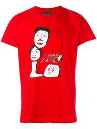 футболка 'Time' Claire Barrow