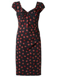printed midi dress Isabela Capeto