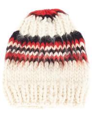 шапка-бини 'X The Woolmark Company Hand Knit' Christopher Raeburn