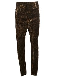camouflage pattern trousers 11 By Boris Bidjan Saberi