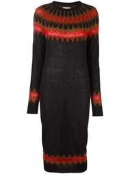 трикотажное платье Laneus