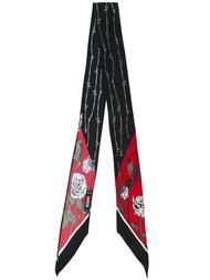 платок с цветочным узором Rockins