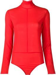 turtleneck bodysuit  Nina Ricci