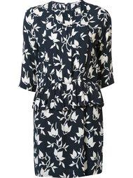 креповое платье 'Maxwell' Ganni