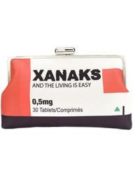 'Xanaks' clutch Sarah's Bag