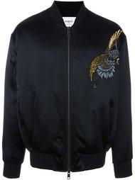 куртка-бомбер с вышивкой Ports 1961