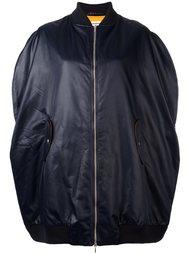 куртка-бомбер свободного кроя Marios