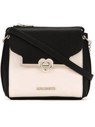 маленькая сумка через плечо Love Moschino