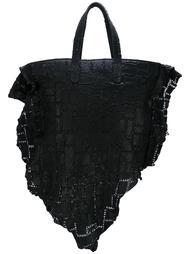 сумка с лазерной перфорацией  Cutuli Cult