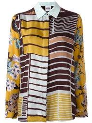лоскутная блузка Si-Jay