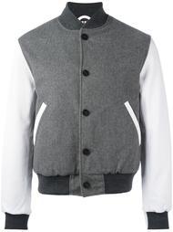 спортивная куртка-бомбер Thom Browne