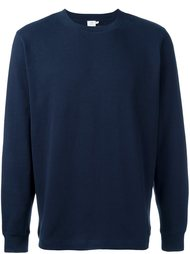 crew neck sweatshirt Sunspel