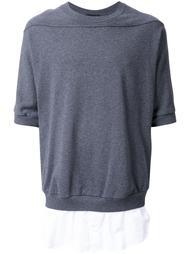 футболка с рельефным швом 3.1 Phillip Lim