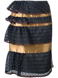 юбка с баской Kolor