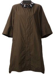 декорированное пальто  Muveil