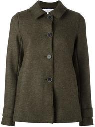 buttoned jacket Harris Wharf London