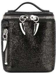 рюкзак с пайетками Giuseppe Zanotti Design