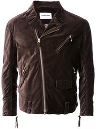 slim-fit biker jacket monkey time