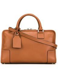 сумка-тоут с багажной биркой Loewe