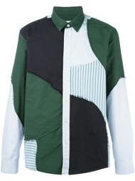 рубашка 'Patchwork'  Soulland