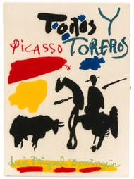 'Picasso Toreros' clutch Olympia Le-Tan