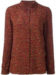рубашка с цветочным принтом Vanessa Seward