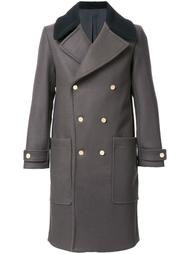 двубортное пальто Tim Coppens