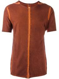 dyed T-shirt Isaac Sellam Experience