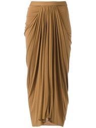 юбка 'Mermaid'  Rick Owens Lilies