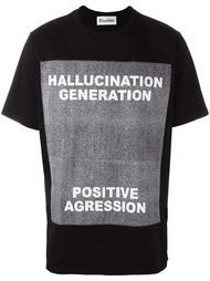 футболка 'Hallucination Generation' Études