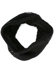 strassed star fleece headband Rossignol