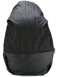 textured asymmetric backpack Côte&Ciel Côte&Ciel
