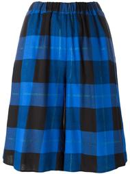 checked skirt  Mm6 Maison Margiela