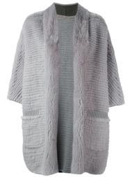 reversible fur coat  Liska