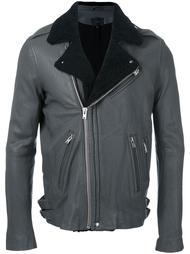 куртка со смещенной молнией Iro