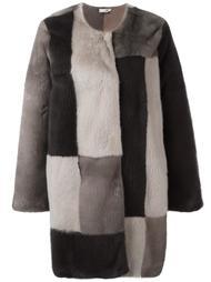 patchwork coat Liska