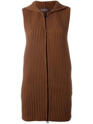 long knit vest Rossignol