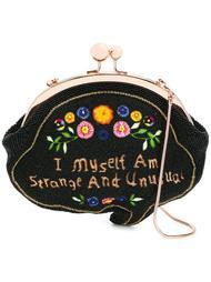 сумка на плечо из бисера Sophia Webster