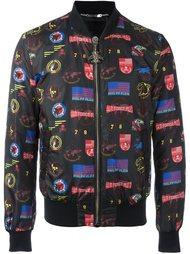 куртка бомбер 'Heathrow' Philipp Plein