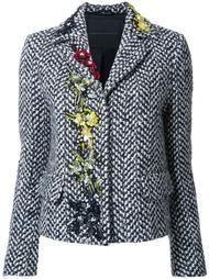 декорированный пиджак Ermanno Scervino