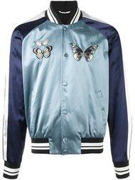 куртка бомбер 'Camubutterfly' с вышивкой Valentino