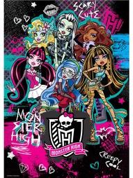 Пазлы Monster High