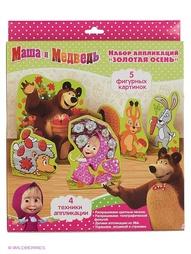 Наборы для поделок Маша и медведь