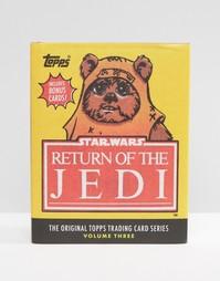 Коллекционные карточки Star Wars Return Of The Jedi Volume III - Мульти Books