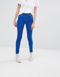 Pieces Piero Skinny Jeans - Синий