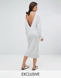 Платье-джемпер Micha Lounge - Серый