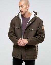 Зимняя куртка Fjallraven Greenland - Зеленый
