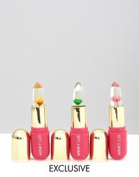 Набор бальзамов для губ с цветами Winky Lux ASOS - Скидка 44 - Прозрачный
