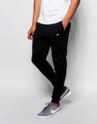 Черные джоггеры узкого кроя Nike Modern 805154-010 - Черный