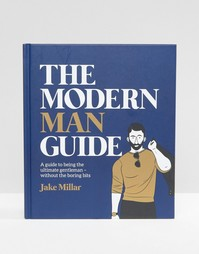 Книга The Modern Man Guide - Мульти Books